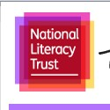 Pages of the National Literacy Trust