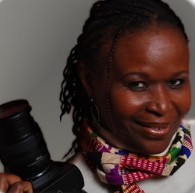 The writer and photographer Ifeoma Onyefulu